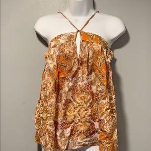 NWT Boho style blouse